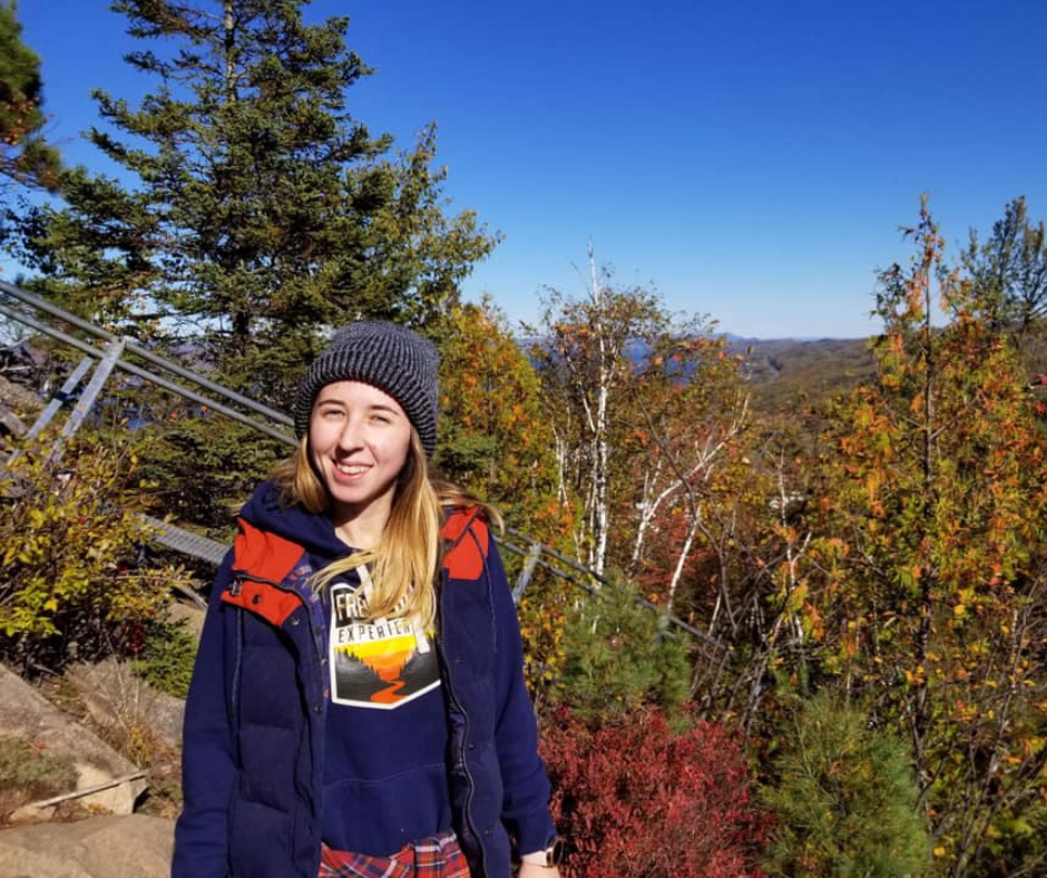 Avary, Conservation Assistant